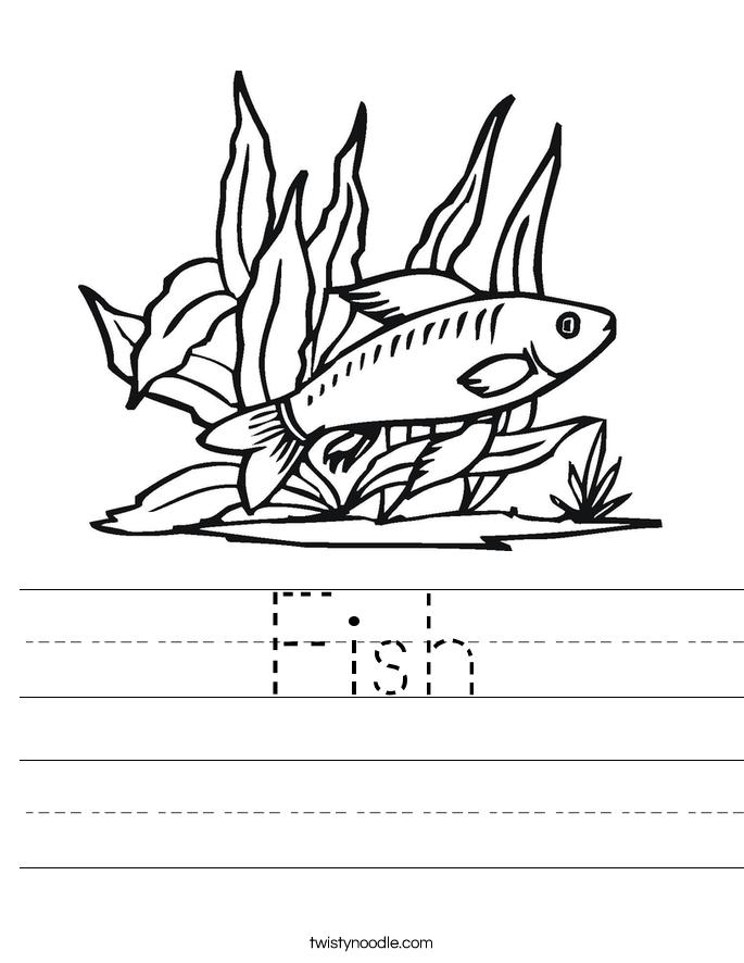fishes science worksheets fishes best free printable worksheets. Black Bedroom Furniture Sets. Home Design Ideas