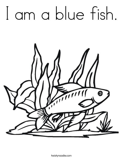 seaweed coloring pages fish in seaweed coloring page