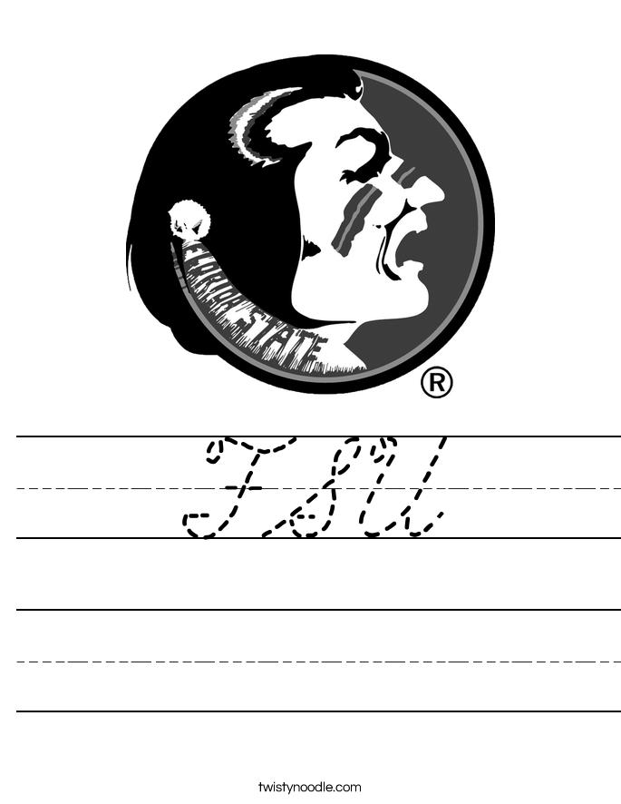 FSU Worksheet