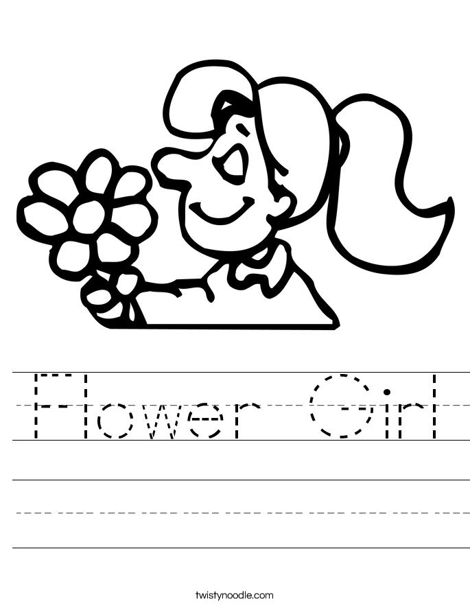 flower girl_worksheet?ctok=20100412142500 wedding worksheets twisty noodle on wedding worksheets