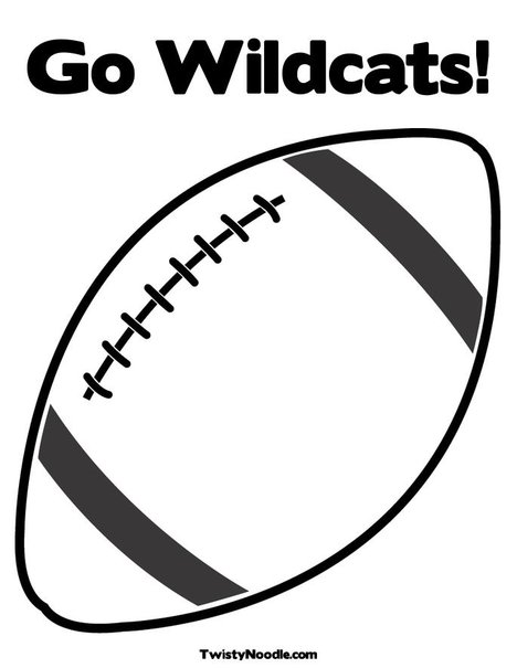 kentucky wildcat logo coloring pages - photo#10