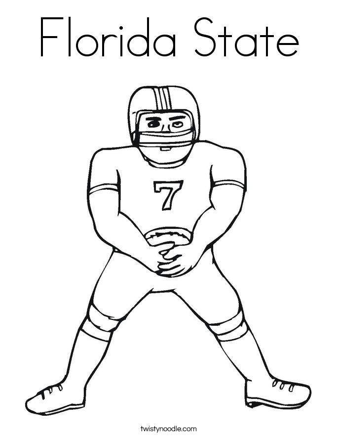 florida coloring page - 301 moved permanently