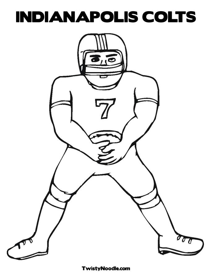 green bay packer coloring pages - photo#20