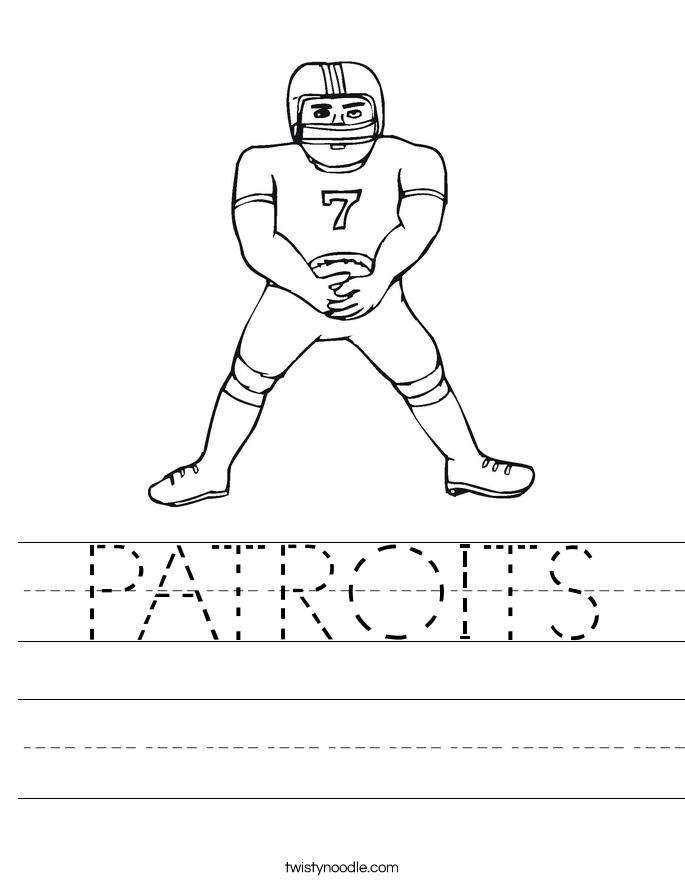 PATROITS Worksheet