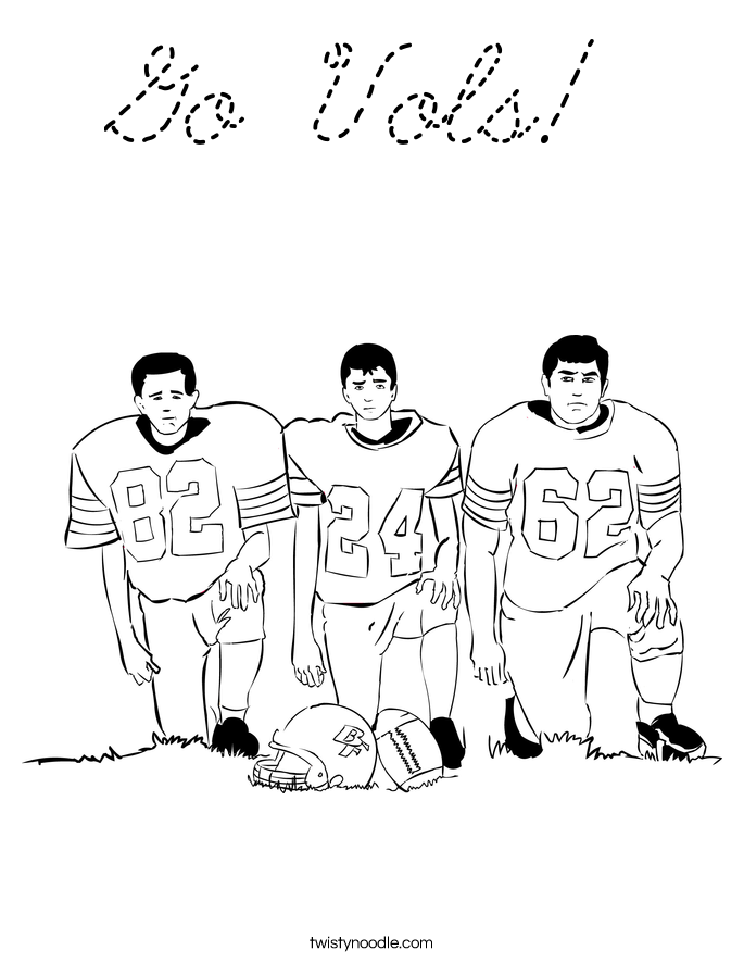 tennessee vols coloring pages - photo#4