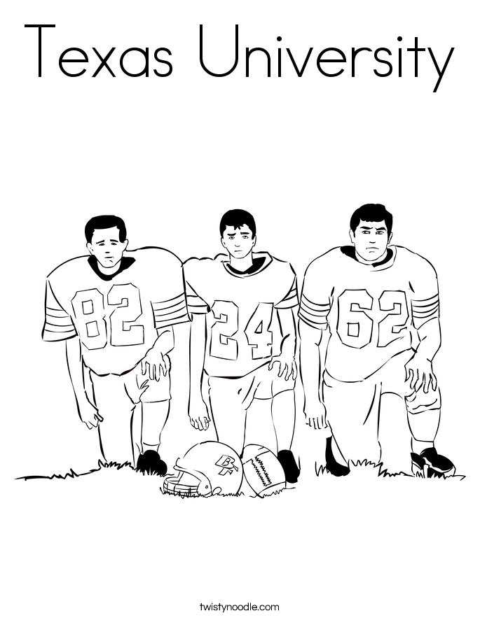 university of texas coloring pages texas university coloring page twisty noodle