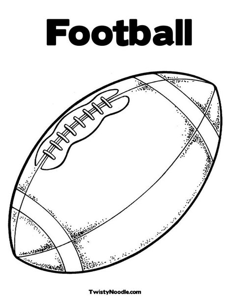 cardinals football coloring pages - photo#40