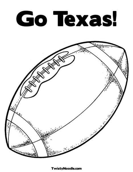 texas tech coloring pages - texans free colouring pages