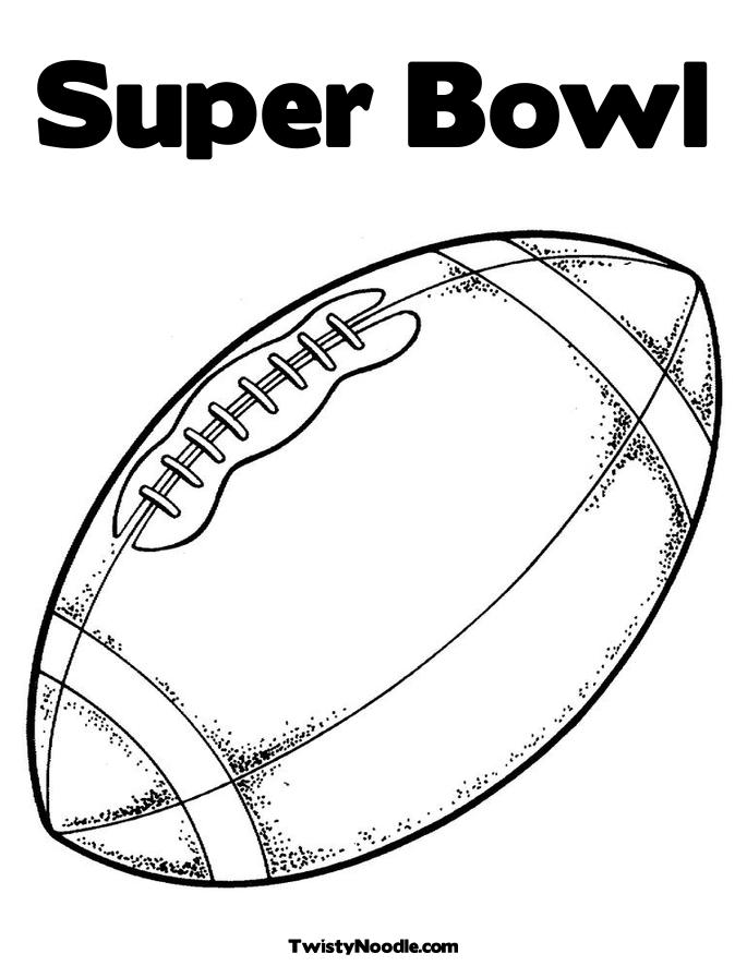 super bowl coloring pages free coloring coloring pages Quotes