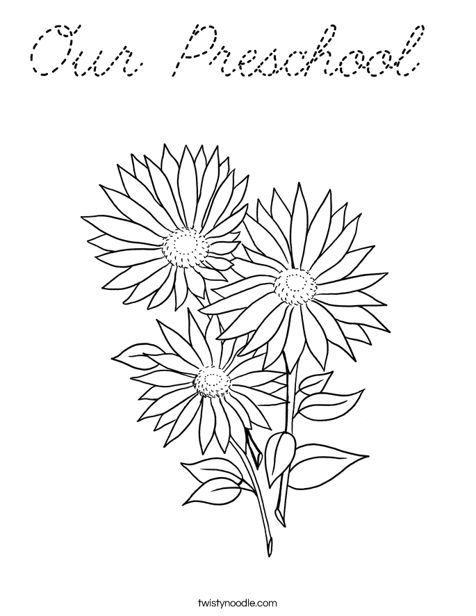 Get Well Soon Coloring Pages Preschool