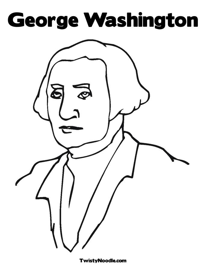 Free Coloring Pages Of Drug Cartoon Coloring Pages George Washington