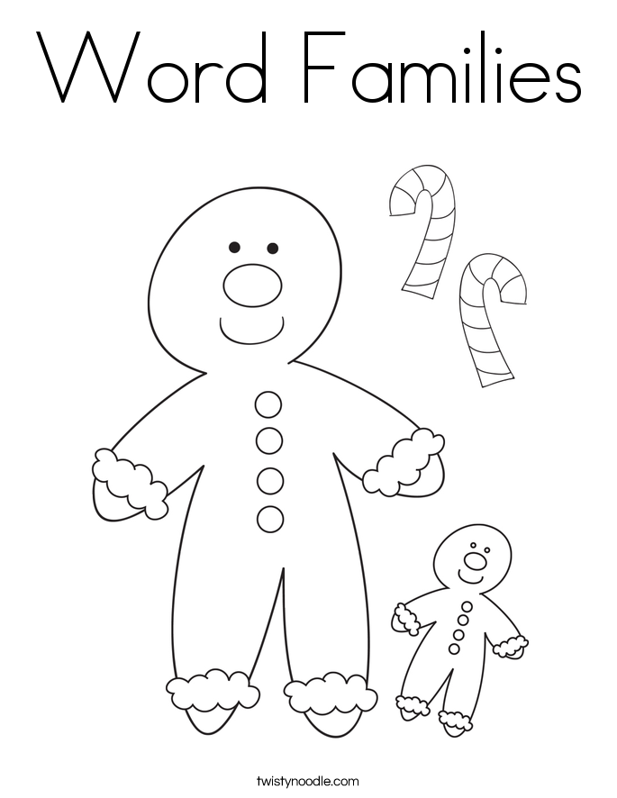 Gingerbread Man Coloring Sheets | Search Results ...