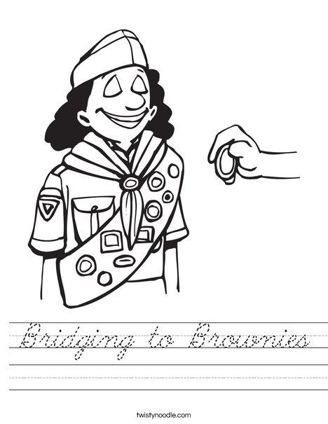 Brownie Worksheet