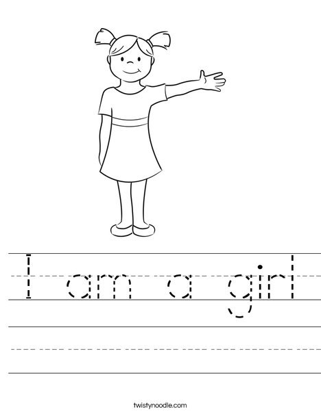 Who I Am Worksheet Worksheets for all | Download and Share ...