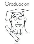 GraduacionColoring Page