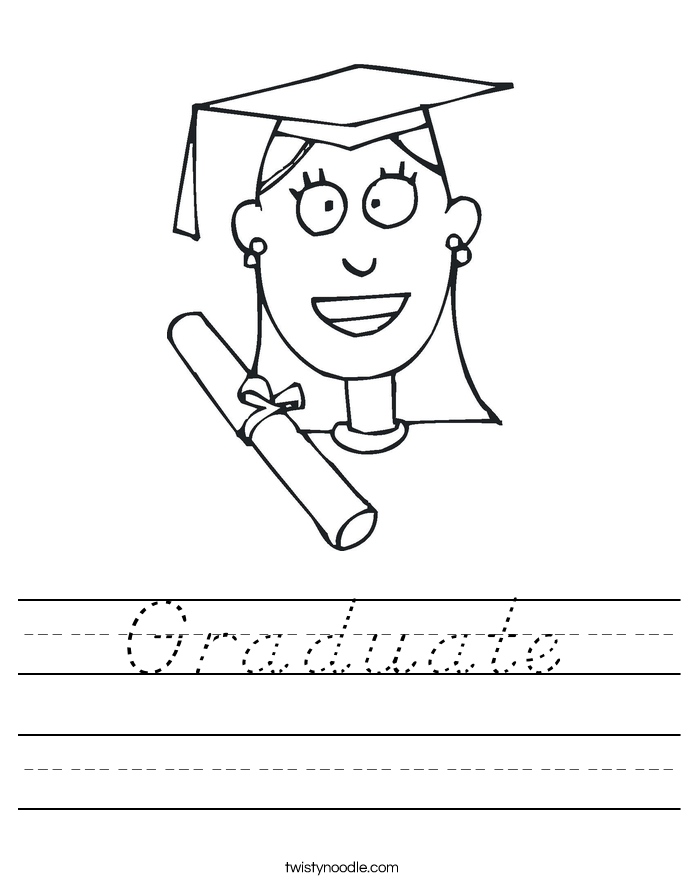Graduate Worksheet