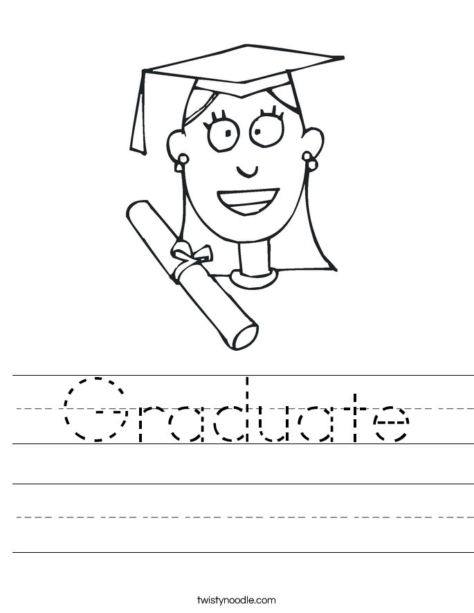 Graduate Worksheet