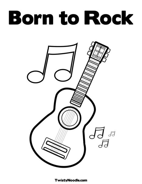 Kiss band coloring pages coloring pages for Rock band coloring pages