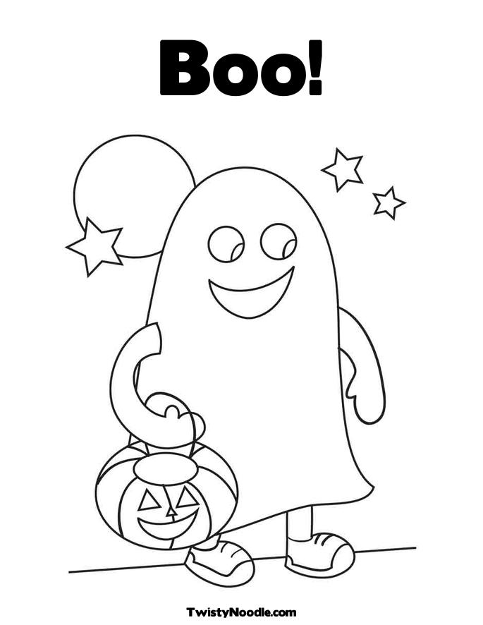 boo boo coloring pages - photo#6