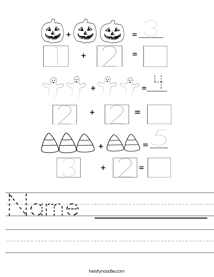Name ________ Worksheet
