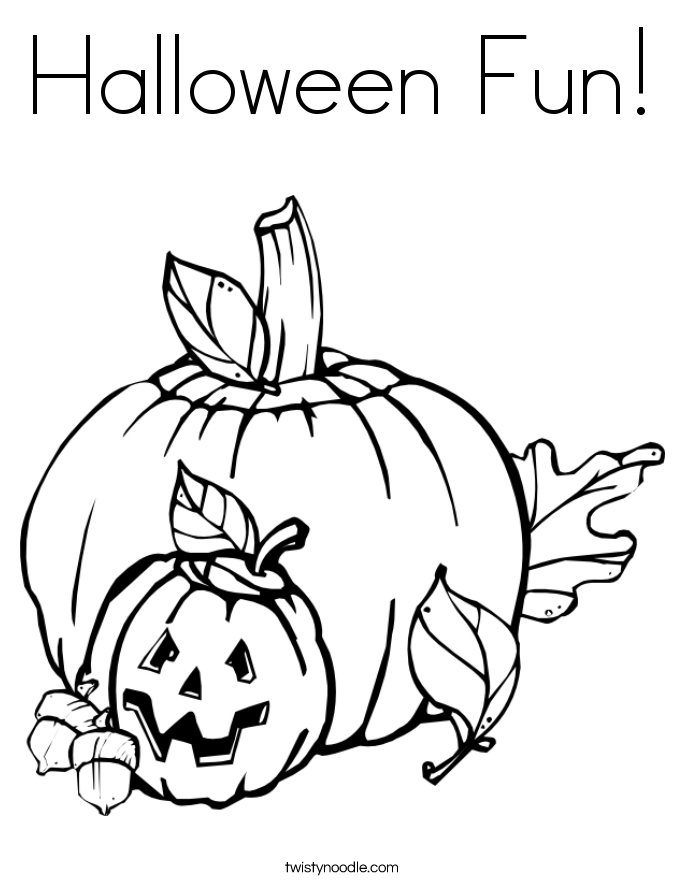 funny halloween coloring pages - photo#25
