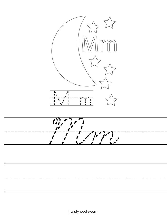 Mm Worksheet