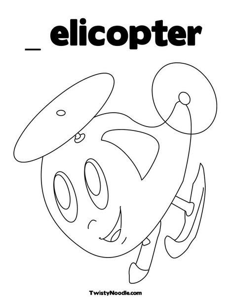 Free Coloring Pages Of Mario Helicopter