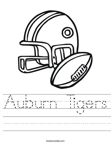football player printable coloring page alabama minnie - Football Printable Coloring Pages