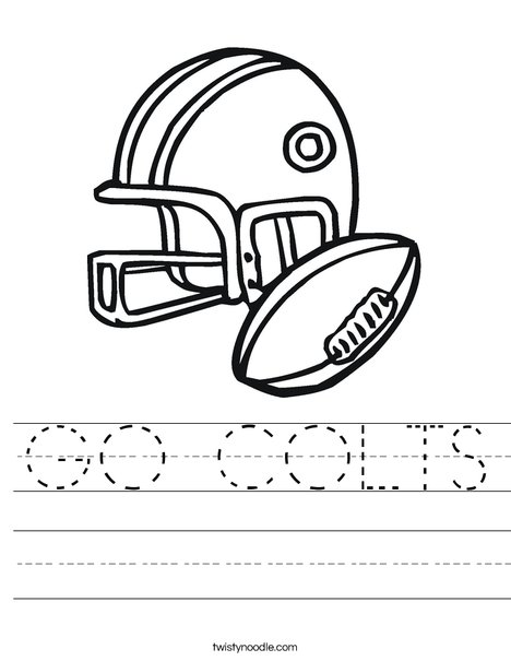 colt printable coloring pages - photo #27