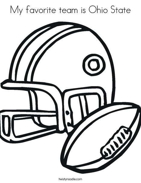 Michigan Football Coloring Pages Free Coloring Coloring Pages