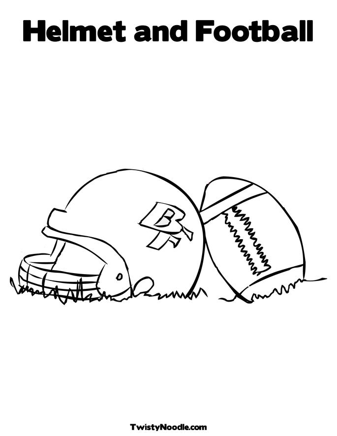 colts football helmet coloring pages - photo#33
