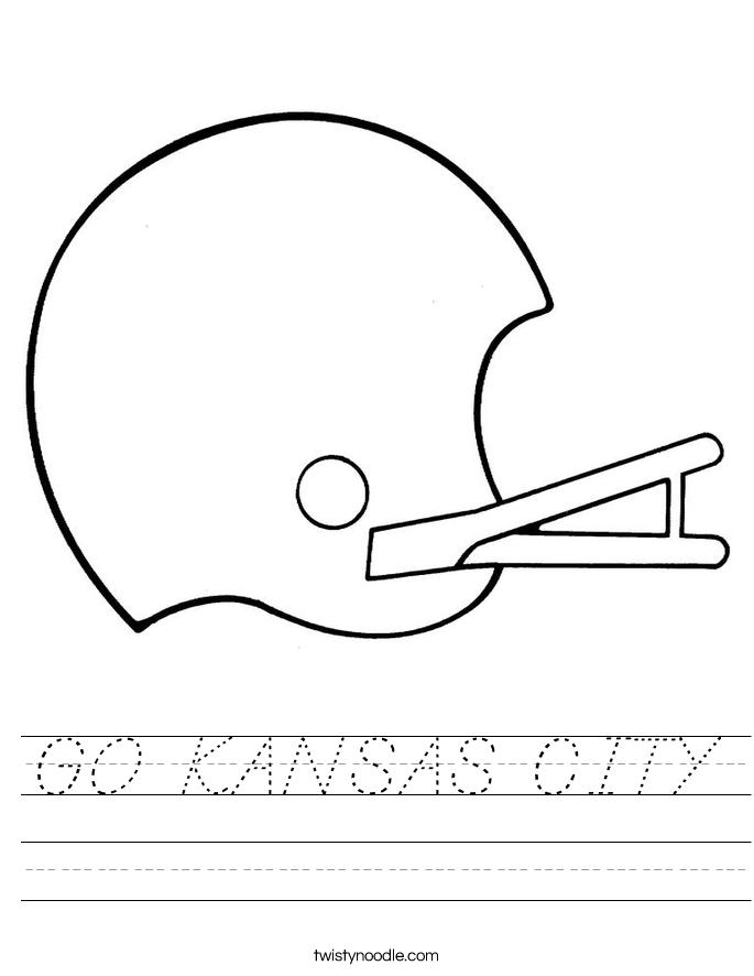 GO KANSAS CITY Worksheet