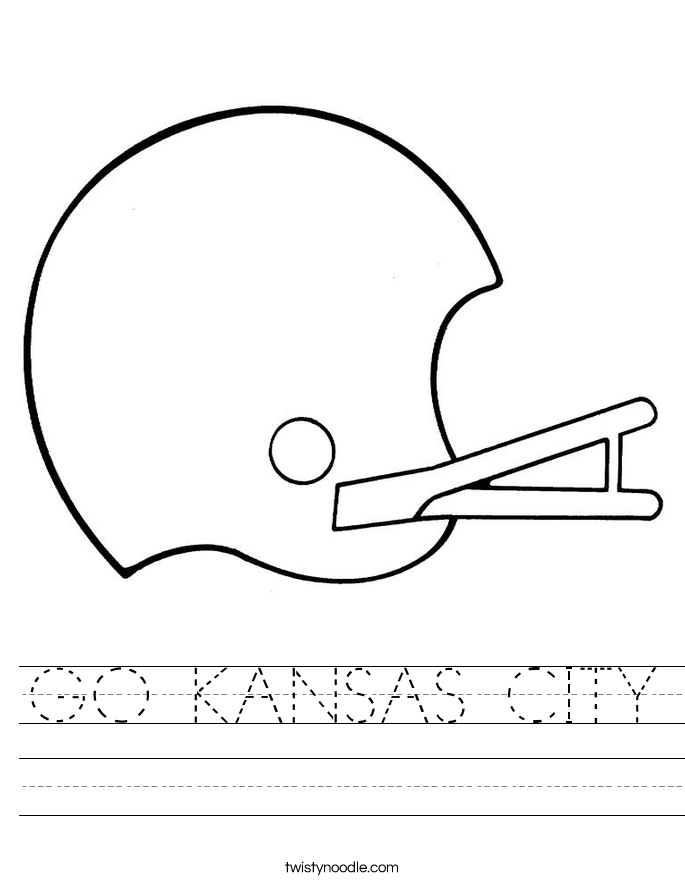 GO KANSAS CITY Worksheet