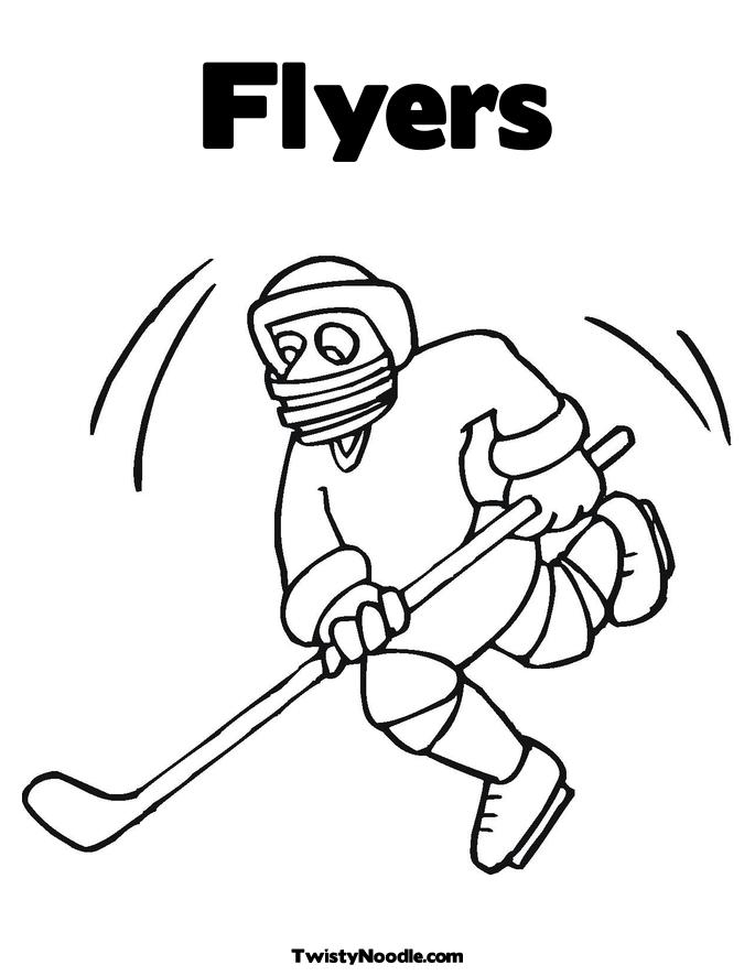 Flyers Colouring Pages Flyers Coloring Pages