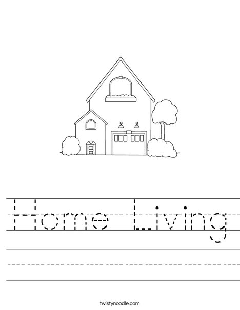 Home 2 Worksheet