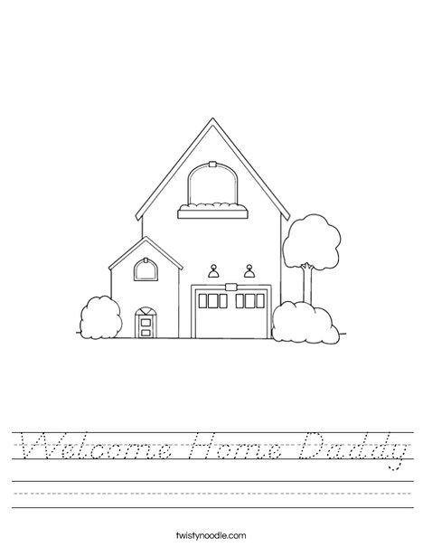 Home 2 Worksheet