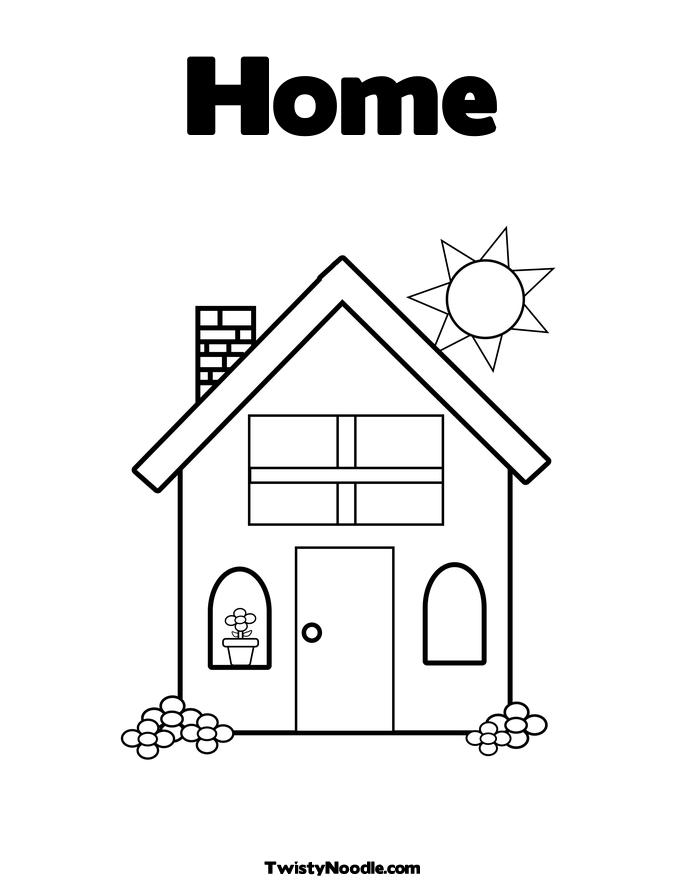 welcome home dad coloring pages - photo#9