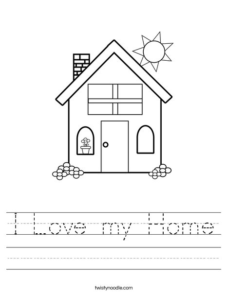 Home Worksheet