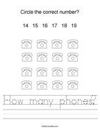 number 16 worksheets twisty noodle. Black Bedroom Furniture Sets. Home Design Ideas