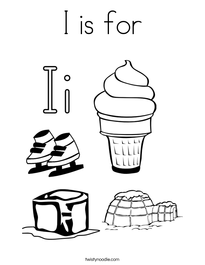 Igloo Coloring Page Gallery For > Ice C...