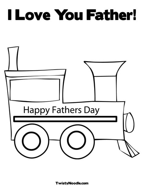 our father coloring pages - photo#10