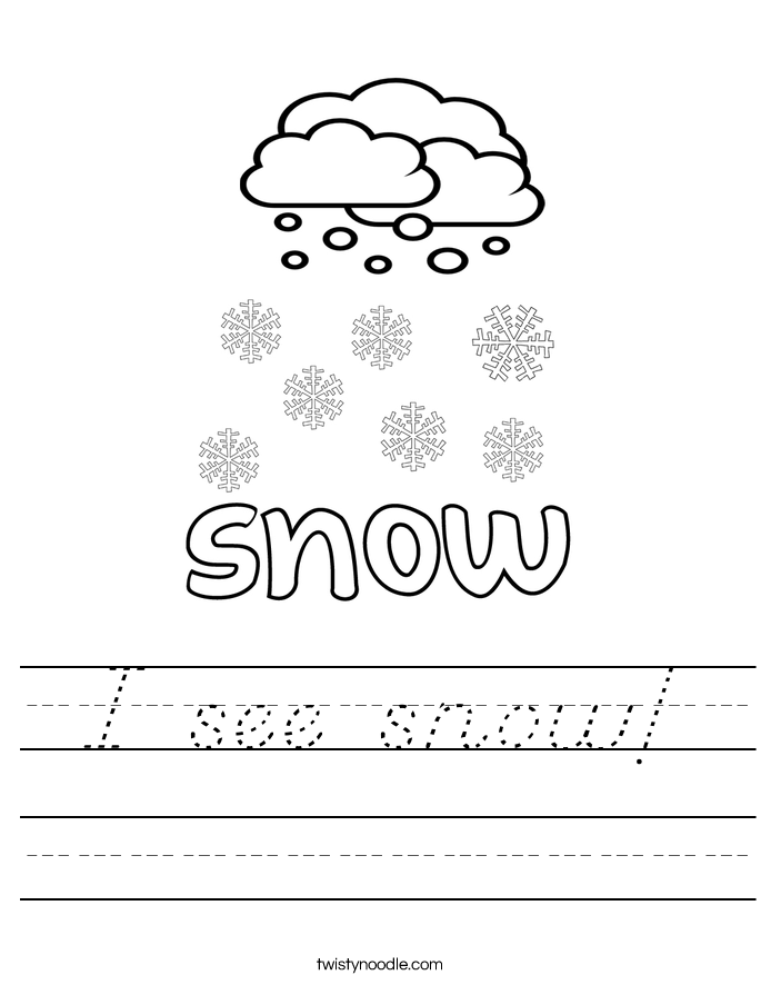 winter clothes coloring pages activities - photo#24
