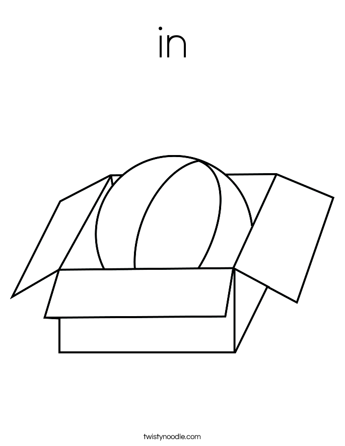in Coloring Page