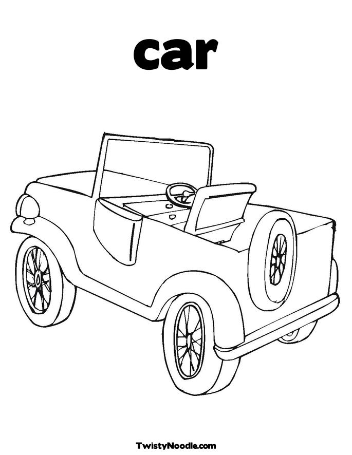 Cable Car Coloring Pages : Cable car printable coloring pages