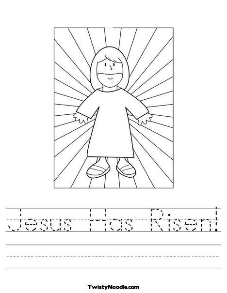 jesus has risen. Black Bedroom Furniture Sets. Home Design Ideas
