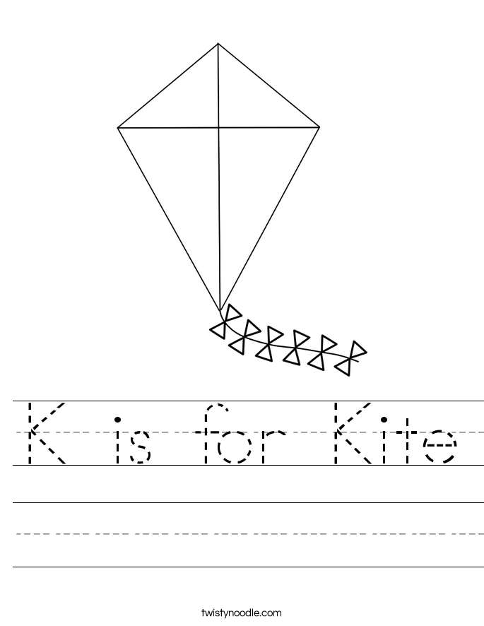 A Kite For Coloring ~ Alltoys for .