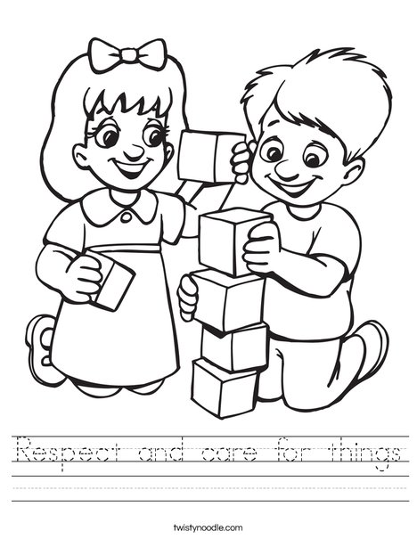17 Best ideas about Teaching Respect on Pinterest | Respect ...