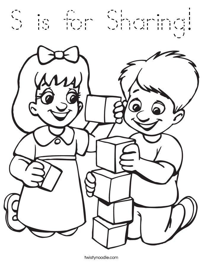 Parents coloring pages