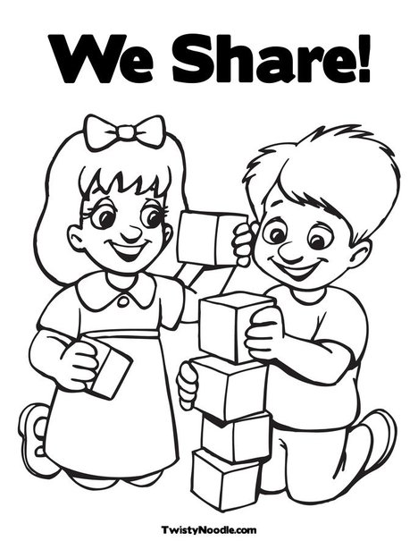 How did we get into this mess may 2014 for Read and share bible coloring pages
