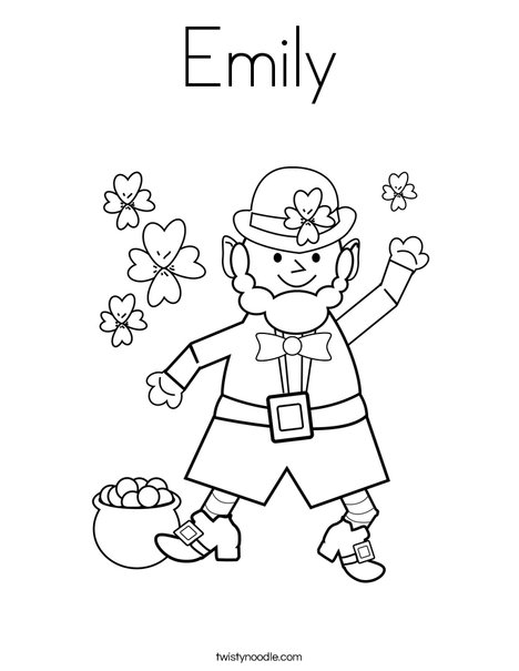 emily coloring pages - photo#15
